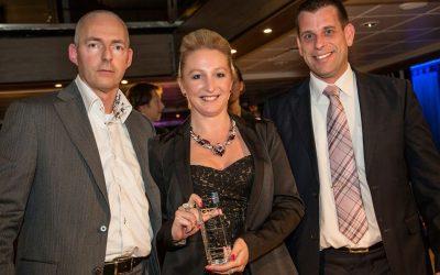 Twee Awards voor Domani Business Solutions in 2014