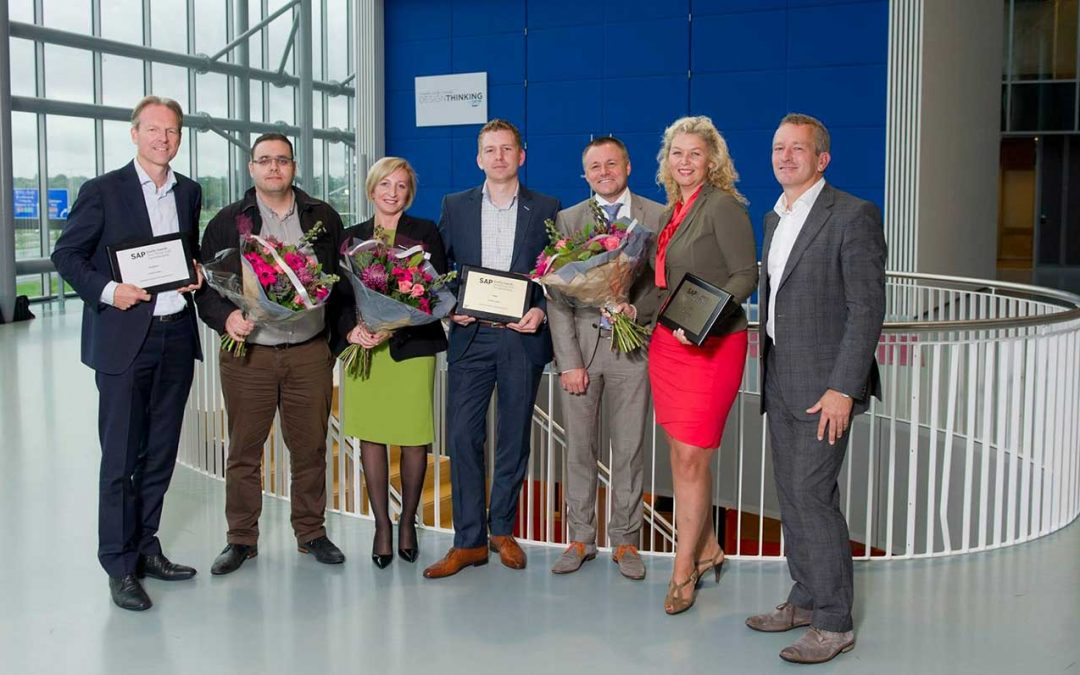 Gouden Quality Award Innovation voor Allego en Domani Business Solutions