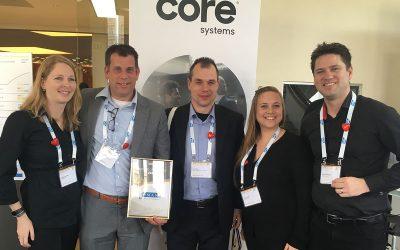 Domani Business Solutions is Coresystems EMEA Partner van het jaar 2016