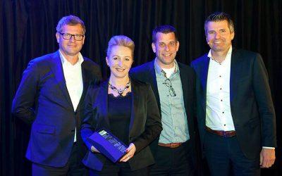 Twee SAP Awards voor Domani Business Solutions in 2015