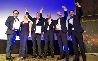 Prestigieuze Bronzen EMEA SAP Quality Award voor Domani Business Solutions