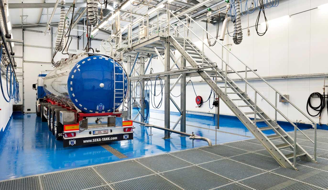 Klantverhaal Gröninger Cleaning Systems combineert handel, productie en assemblage in SAP Business One software
