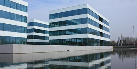 Domani Business Solutions kantoor Gent